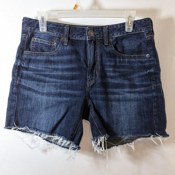 Denim American Eagle Cut Off Shorts